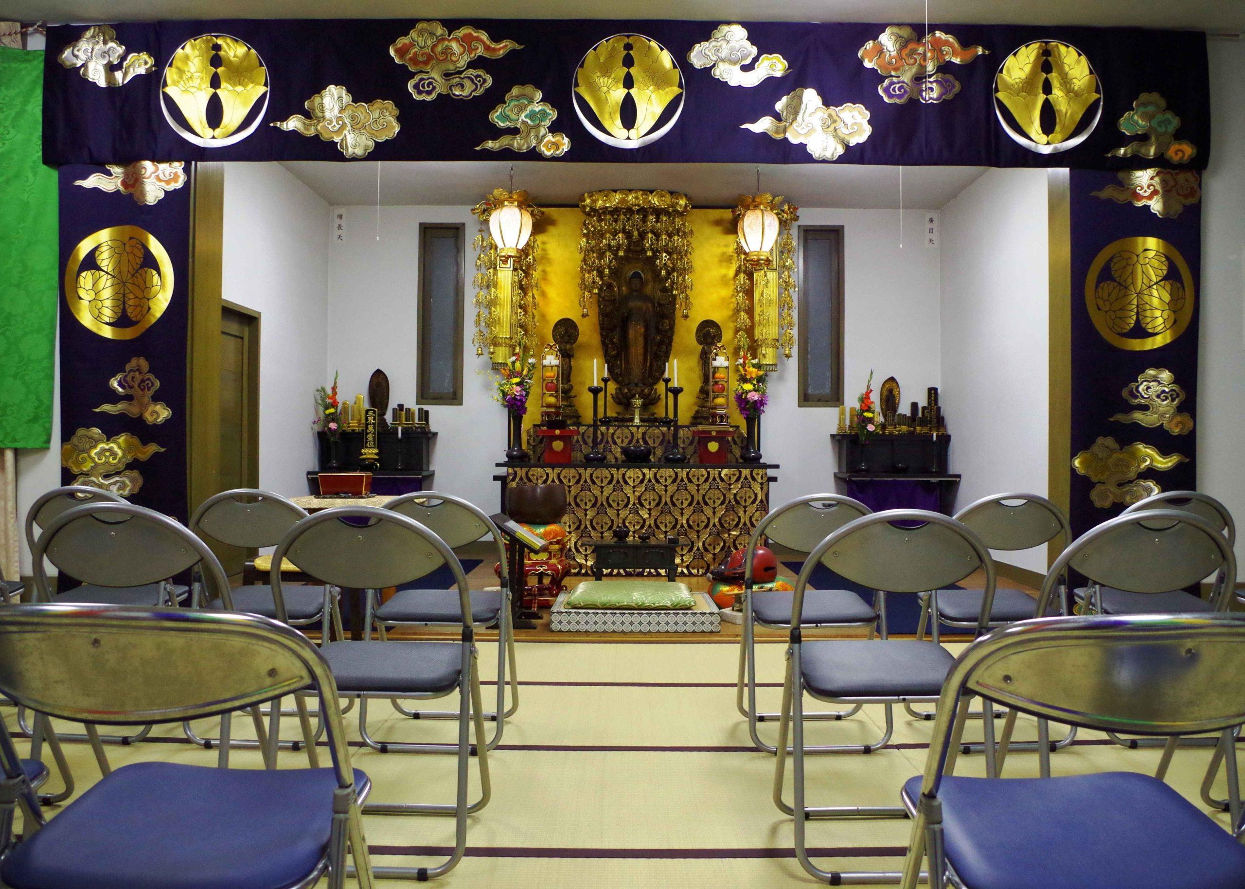 大乗寺 本堂